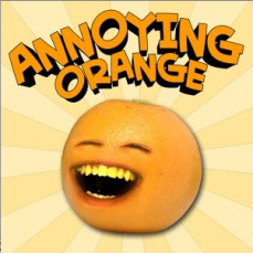 Annoying Orange – Web Series